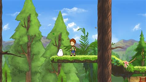 boy and his a boy and his blob on ps4 ps3 ps vita official playstation store uk
