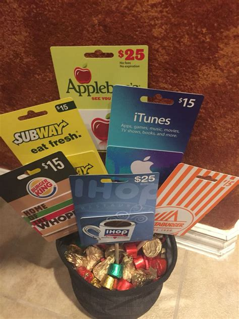 Gift Card Gift Ideas - best 25 gift card basket ideas on pinterest gift card bouquet gift card tree and