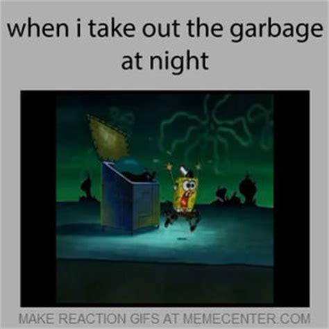 Garbage Meme - taking out the garbage like a boss by kurokamatsuki meme