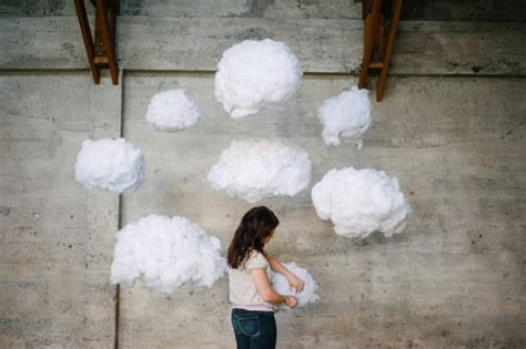 how to make clouds on ceiling diy nubes de algod 243 n the hobby maker