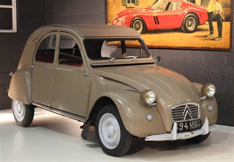 Citroen 2cv by 1962 Citroen 2cv Quot Sold To Switzerland Quot Gem Classic Cars