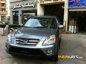 Honda Crv For Sale In Lebanon Tripoli Lebanon 2006 Honda Crv Used Cars Meacars