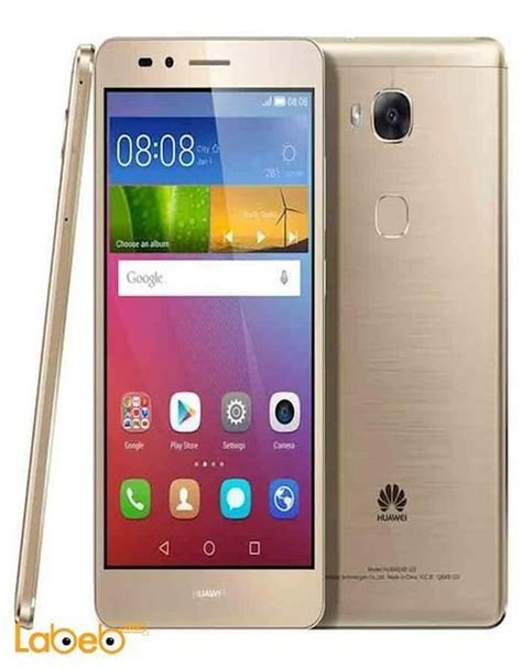 Mini 4g 16gb huawei gr5 mini smartphone 16gb 4g gold nmo l31