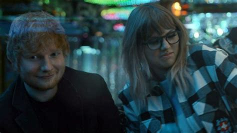 ed sheeran end game taylor swift fans decode japanese words in trailer for