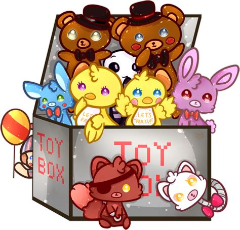 imagenes kawaii five nights at freddy s chica x foxy on chica x foxy fc deviantart