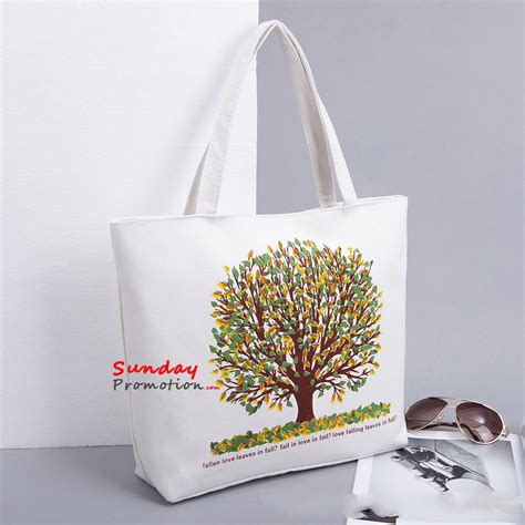 Customized Bags custom printed canvas tote bags for promotion quality totes 11