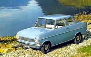 Opel Kadett 1963 Germany 1962 1963 Beetle Opel Rekord On Top Kadett