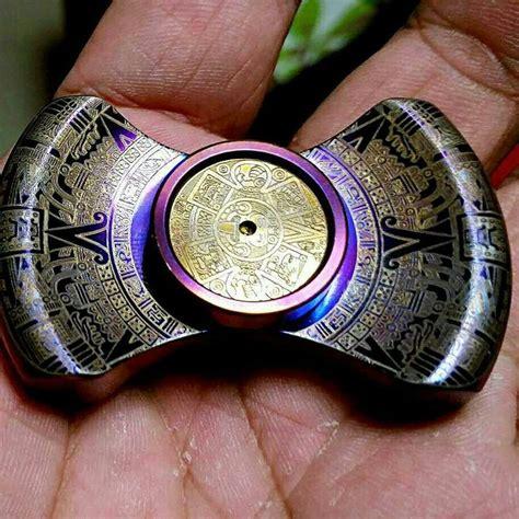 Ab Edc Dual Brass Fidget Spinner Torqbar Anti Stress Bosan as 71 melhores imagens em fidget spinner no