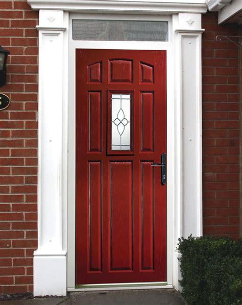 Flat Front Doors Composite Front Door Prestige Andaman Glass Not Flat Pack 028 Ebay