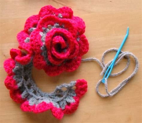 crocheted floral headband 183 how to stitch a knit or 32 best crocodile stitch crochet patterns images on