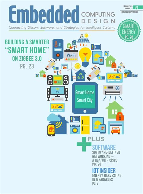 home design trends vol 3 nr 7 2015 embedded computing design march 2015 by opensystems media