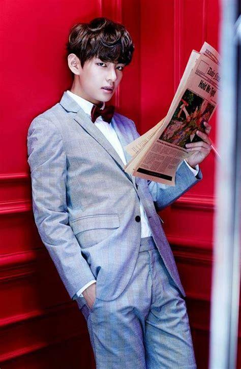 Bts V Taehyung Big Fan Kipas By Crescendo bts quot dope quot mv concept teaser photos taehyung minis mini albums and album
