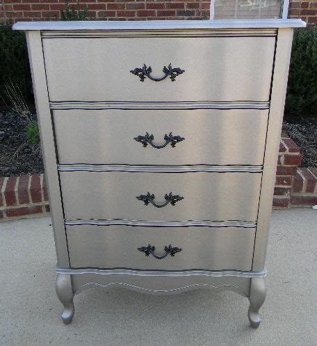 Used China Hutch 25 Best Ideas About Brushed Nickel Spray Paint On