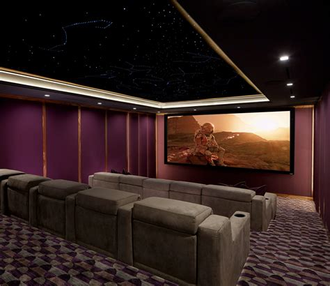elan controlled dolby atmos home theatre boasts starlit