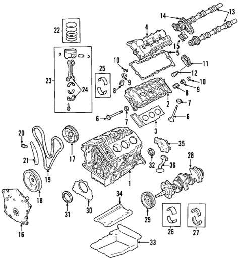 2004 Chrysler Sebring Parts by 2004 Chrysler Sebring Parts Mopar Parts For Dodge