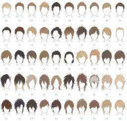 reference hairstyle reference reference guide art reference reference