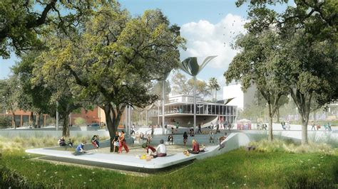 gallery  oma mla  ideo selected  design  park