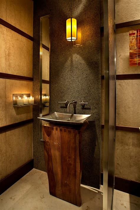 powder room with pedestal sink bathrooms with pedestal sinks powder room contemporary