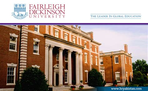 Fairleigh Dickinson Canada Mba by Vancouver Archives Hr Pakistan