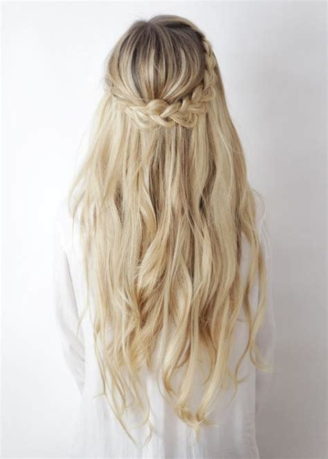 blonde hairstyles braids 40 beachy summer blonde hair hairstyles
