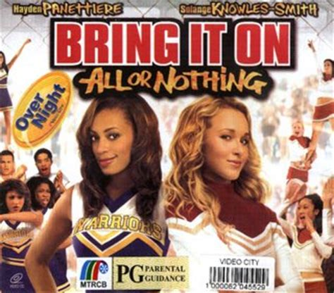Watch Bring Nothing 2006 Full Movie Carla S Picks Bring It On All Or Nothing