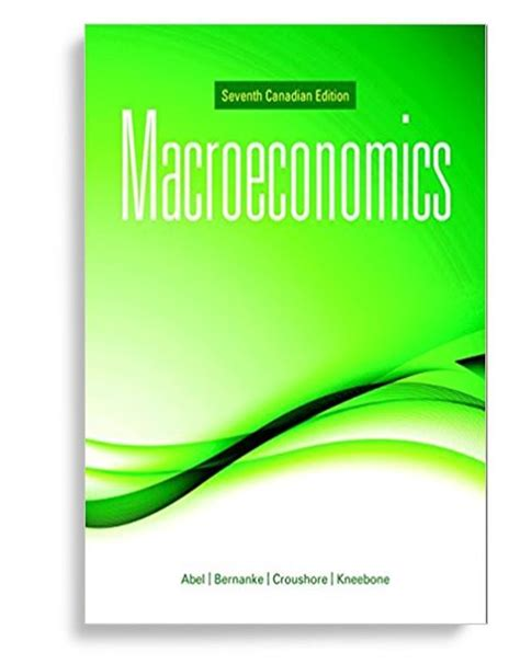 Test Bank For Macroeconomics Seventh Canadian Edition