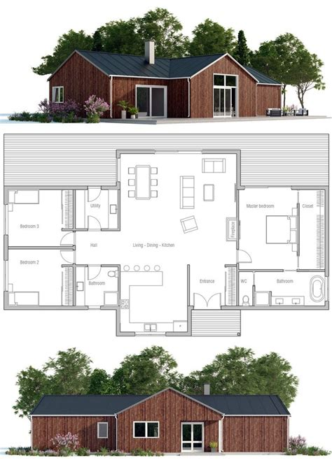 plans for small homes 17 best images about small house plans on pinterest