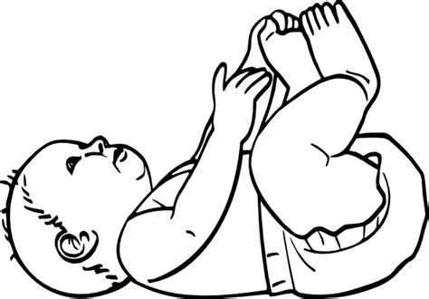 baby coloring pages 3 coloring pages to print
