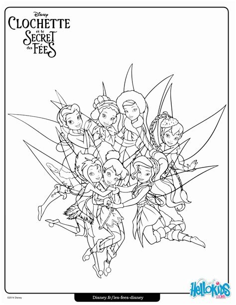 coloring pages disney tinkerbell and friends tinkerbell and friends coloring page coloring home