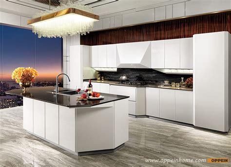 italian modern design beige high gloss lacquer finish