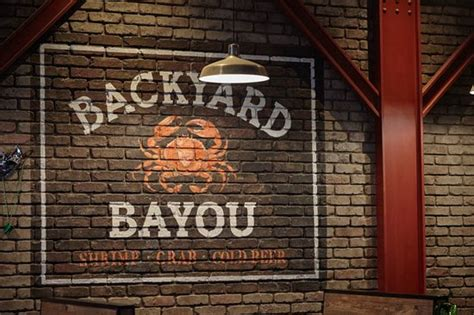 backyard bayou union city welcome to thebackyardbayou picture of backyard bayou