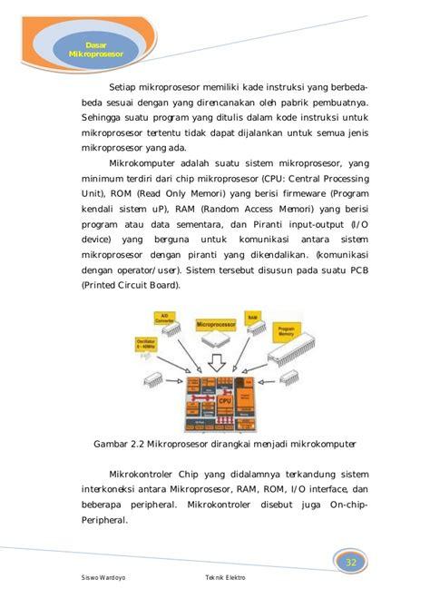 Buku Data Ic Op buku pegangan kuliah dasar mikroprosesor lengkap