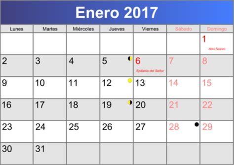 Descargar Calendario Enero 2017 Calendarios 2017 Diferentes Para Descargar Mes A Mes Hoy