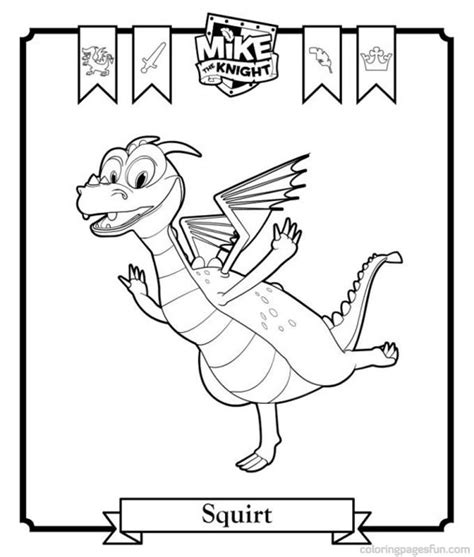 nick jr mike the knight coloring pages mike the knight coloring pages 5 free printable coloring
