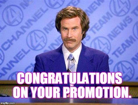 Funny Congratulations Meme - congratulations on your promotion congratulations