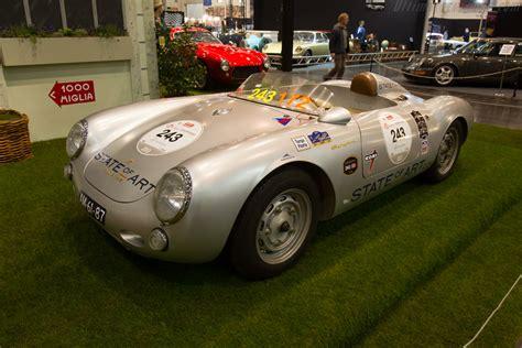 Porsche 550 Chassis by Porsche 550 Spyder Replica Chassis