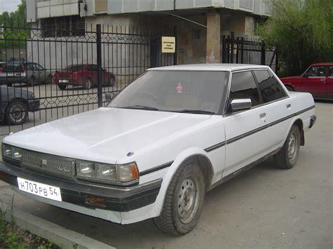 Toyota Cresta 1987 Toyota Cresta Pictures 2000cc Gasoline Fr Or Rr