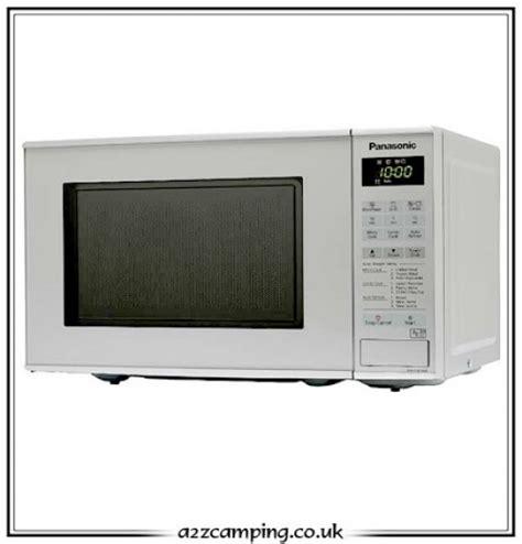 Microwave Low Watt panasonic low watt caravan cing microwave oven