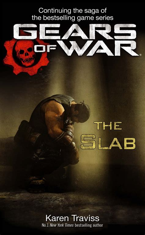 gears of war the slab released today orbit books