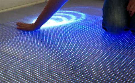 Interactive Floor by The Activefloor Experience Interactive Floor