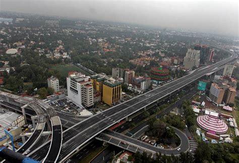 imagenes urbanas de mexico el universal ebrard inaugura segundo tramo de