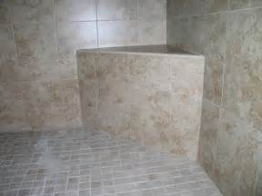 Shower Benches Tile - tile ready shower bench dixsystemsblog