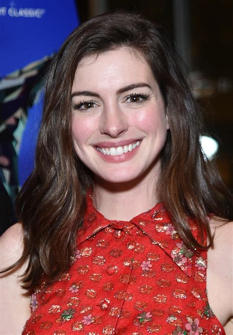 anne hathaway photos photos colossal new york premiere