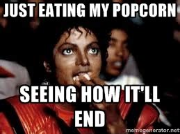 Michael Jackson Eating Popcorn Meme - memes eating popcorn image memes at relatably com