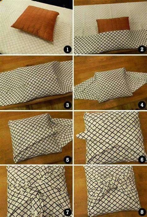 No Sew Cushion Covers by The World S Catalog Of Ideas