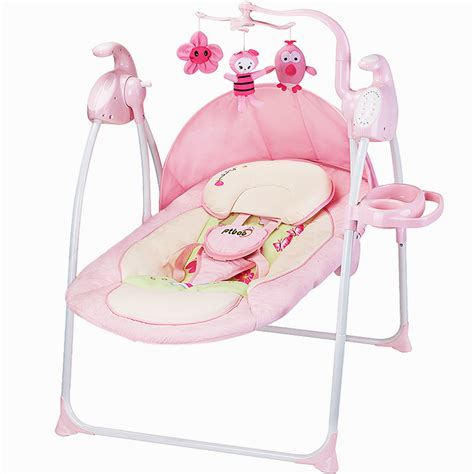 rocking chair cradle hybrid auto swing character ptbab baby rocking chair electric