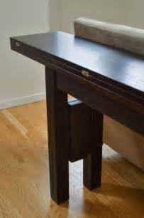 expandable console table sofa table design expandable sofa table amazing classic design walnut lacquered finish