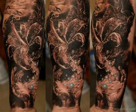 fantasy sleeve tattoo designs tattoos designs pictures