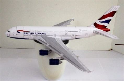 Modele Avion Papier