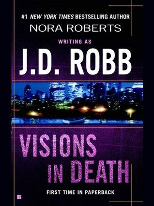 Visions In Jd Robb visions in in 19 by j d robb reviews